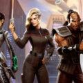 Un casting de choix pour la prochaine extension de Star Trek Online