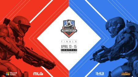 L'événement eSport du week-end : les grandes finales du Halo World Championship !