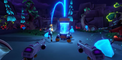Test – Aftercharge, ou la revanche des robots invisibles