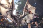 Ryu et Sakura débarquent dans Monster Hunter World