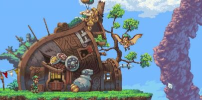 Test – Owlboy