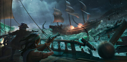 Test – Sea of Thieves