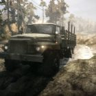 Gameplay – Découverte de The Ridge, le DLC de Spintires : MudRunner