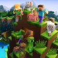 Minecraft_DXR_ON_water