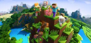 Minecraft-title