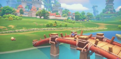Test – My Time at Portia, vive la campagne et les lamas