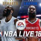 NBA Live 18 rejoint le coffre EA Access