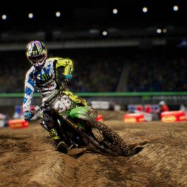 Test – Monster Energy Supercross