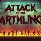 Attack of the Earthlings, une sortie calée à l'été 2018 sur Xbox One