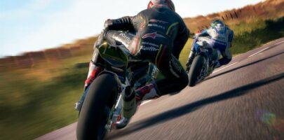 TT Isle of Man, les deux-roues partent en virée