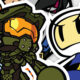 Super Bomberman R : un trailer pour le Master Chief