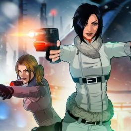 Test – Fear Effect Sedna