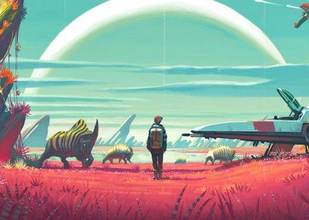 No Man's Sky – Du gameplay pour la mise à jour NEXT