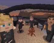 Final Fantasy XV débarque dans Minecraft