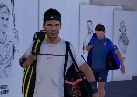 AO International Tennis revient sur l'édition de personnages