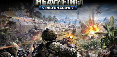 Heavy Fire : Red Shadow