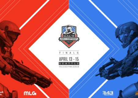 L'événement eSport du week-end : les grandes finales du Halo World Championship !