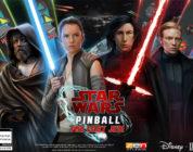Pinball FX3 – Un nouveau pack Star Wars dédié aux Derniers Jedi