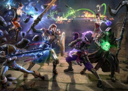 Skyforge détaille son extension Overgrowth