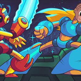 Test – 20XX, Megaman n'a qu'à bien se tenir