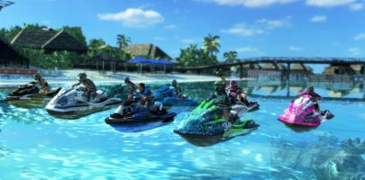 Aqua Moto Racing Utopia