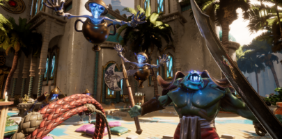 Test – City of Brass, bienvenue dans un Rogue-like enchanteur