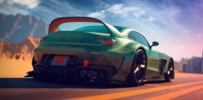 Super Street : The Game