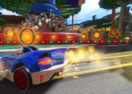 Team Sonic Racing officialisé avec un trailer !