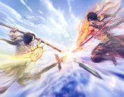 Warriors Orochi 4 – Une flopée d'images du jeu et la jaquette