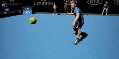 Test – AO International Tennis, la déception