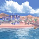 Gameplay – On a pris la direction de Salty Shores dans Rocket League