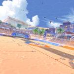 Rocket League prend le large et prépare l'été avec Salty Shores