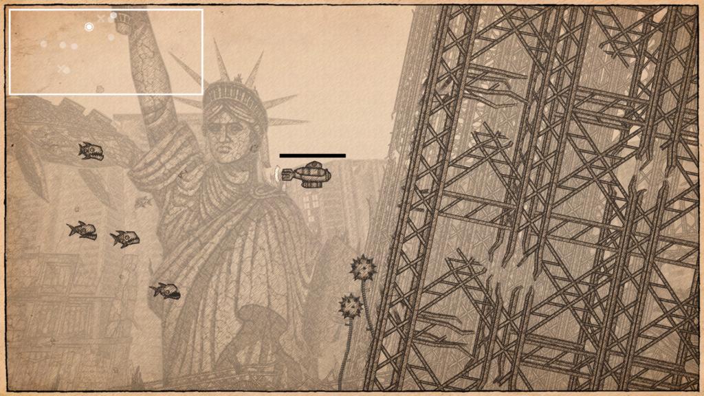 la Statue de la Liberté théatre de nos exploit