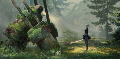 Test – NieR: Automata – Become As Gods Edition, or not 2B