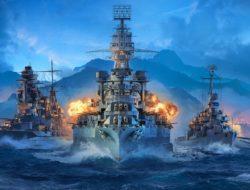 Nouveau pack gratuit pour World of Warships : Legends