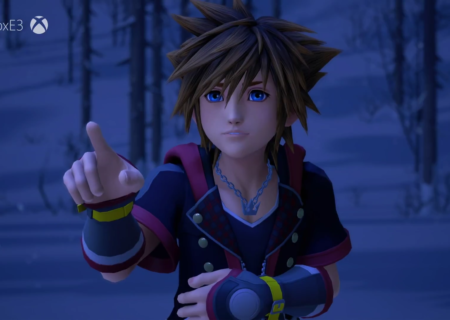Un superbe trailer d'introduction pour Kingdom Hearts III