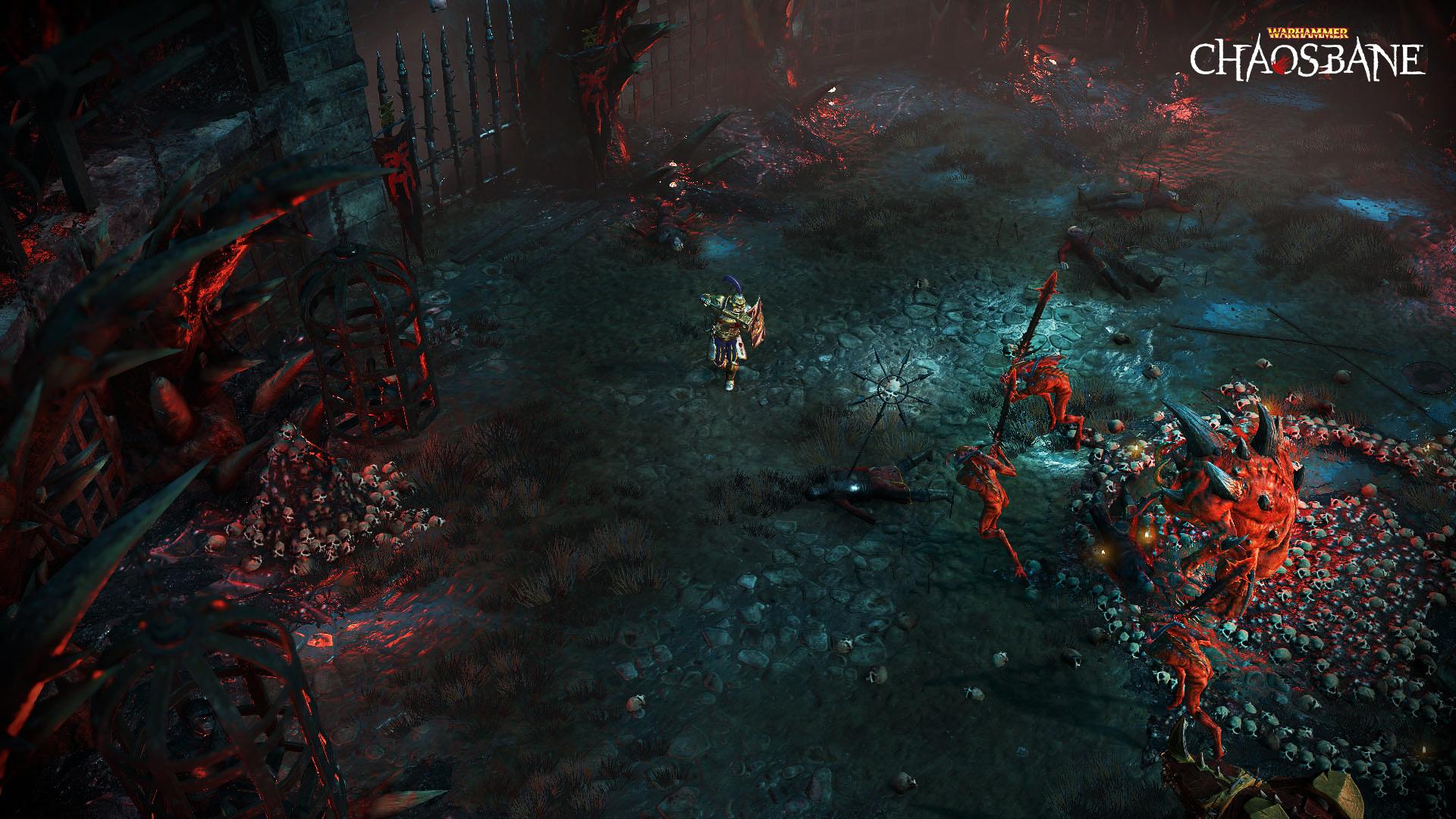 Chaosbane officialisé par Bigben et Eko Software — Warhammer