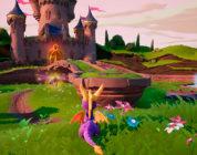 Spyro Reignated Trilogy repoussé