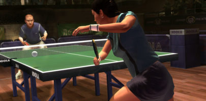 Rockstar Games présente : Table Tennis