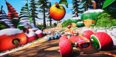 TEST – All-Star Fruit Racing, quand Mario Kart se fait un smoothie