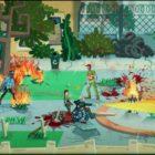 Infected Shelter : Quand Castle Crashers rencontre Dead Cells