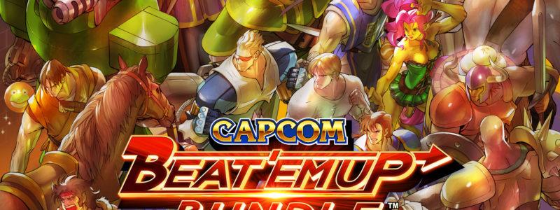 Capcom Beat'em Up Bundle débarque