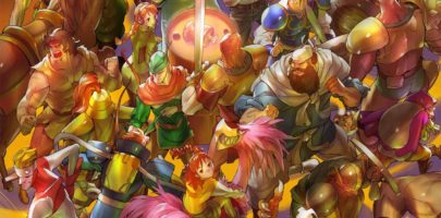 Test – Capcom Beat 'em Up Bundle, insert coin to play