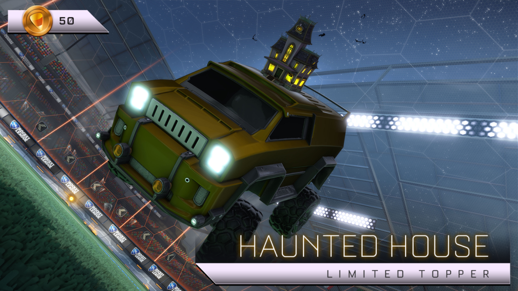 Rocket-League-Halloween