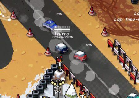 Super Pixels Racers