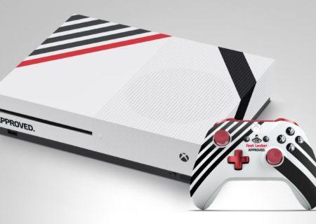 Un concours Xbox dans les magasins Foot Locker