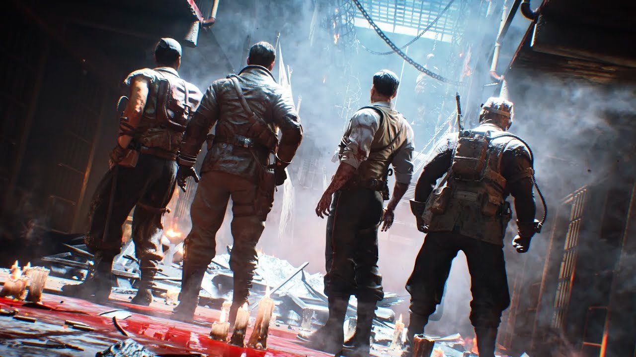 Call Of Duty Black Ops 4 : Un Trailer Pour Blood Of The