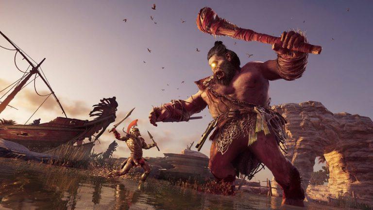 Assassin's Creed Odyssey : combattez Stéropès le Cyclope dès aujourd'hui