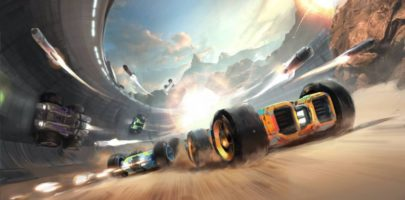 Test – GRIP : Combat Racing