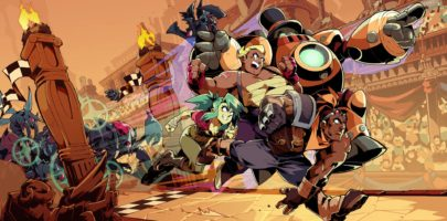 Test – Speed Brawl